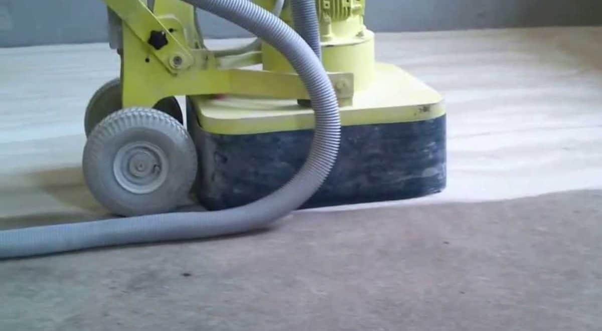 Lån penge til gulvafslibning