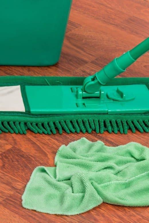 Lån penge til rensning af gulve